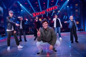 The Voice Kids 2021 - Rockzone, Papuna und Henriette im Team Wincent