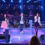 The Voice Kids 2018 Battles 2 - Gina-Maria, Santiago und Friederike