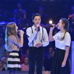 The Voice Kids 2018 Battles - Jouline, Besim und Lisa