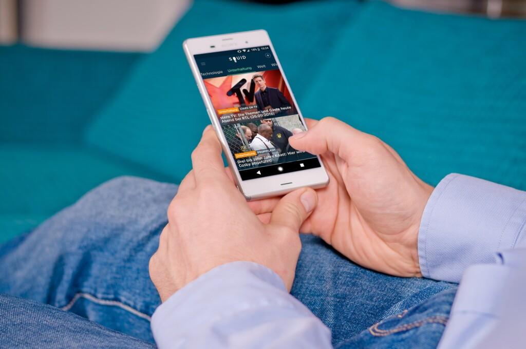 Die neuesten Nachrichten unserer Seite bekommt ihr ab sofort direkt auf euer Smartphone.