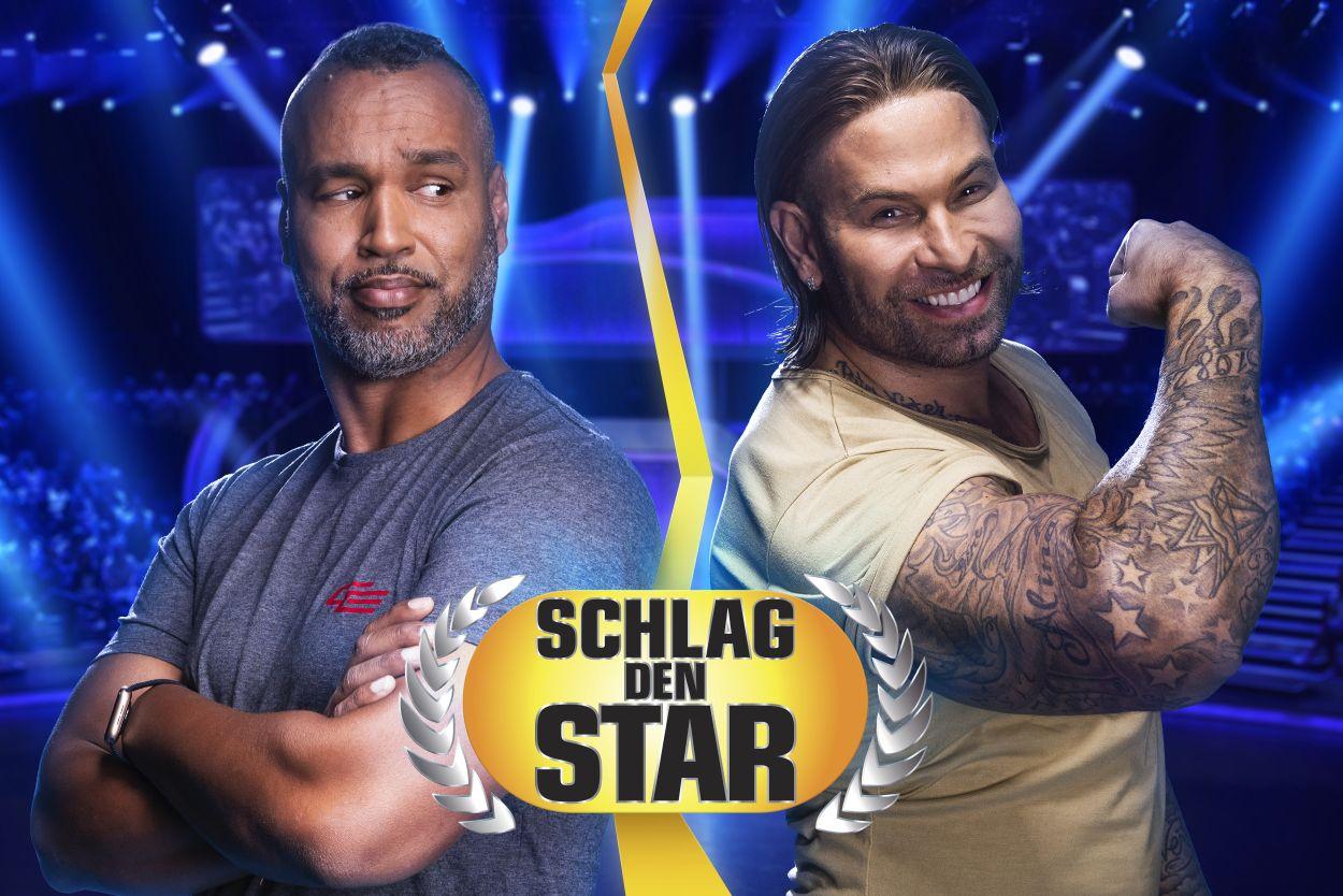 """Heute Abend duellieren sich Patrick Esume und Tim Wiese bei """"Schlag den Star"""" auf ProSieben."""