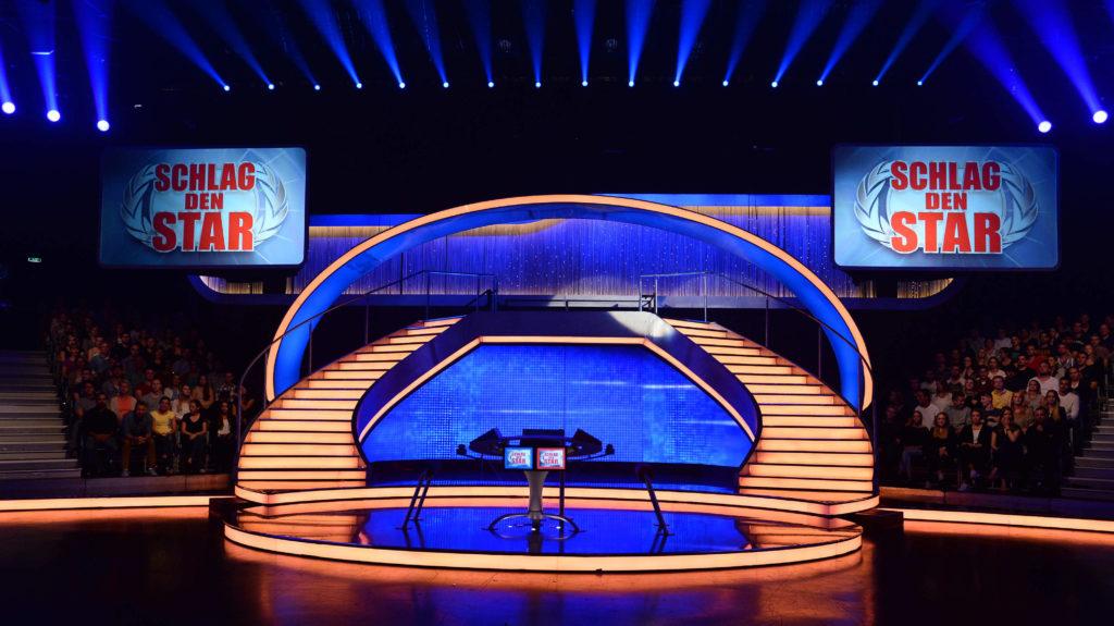 """Elton wird ab sofort die Eventshow """"Schlag den Star"""" moderieren."""