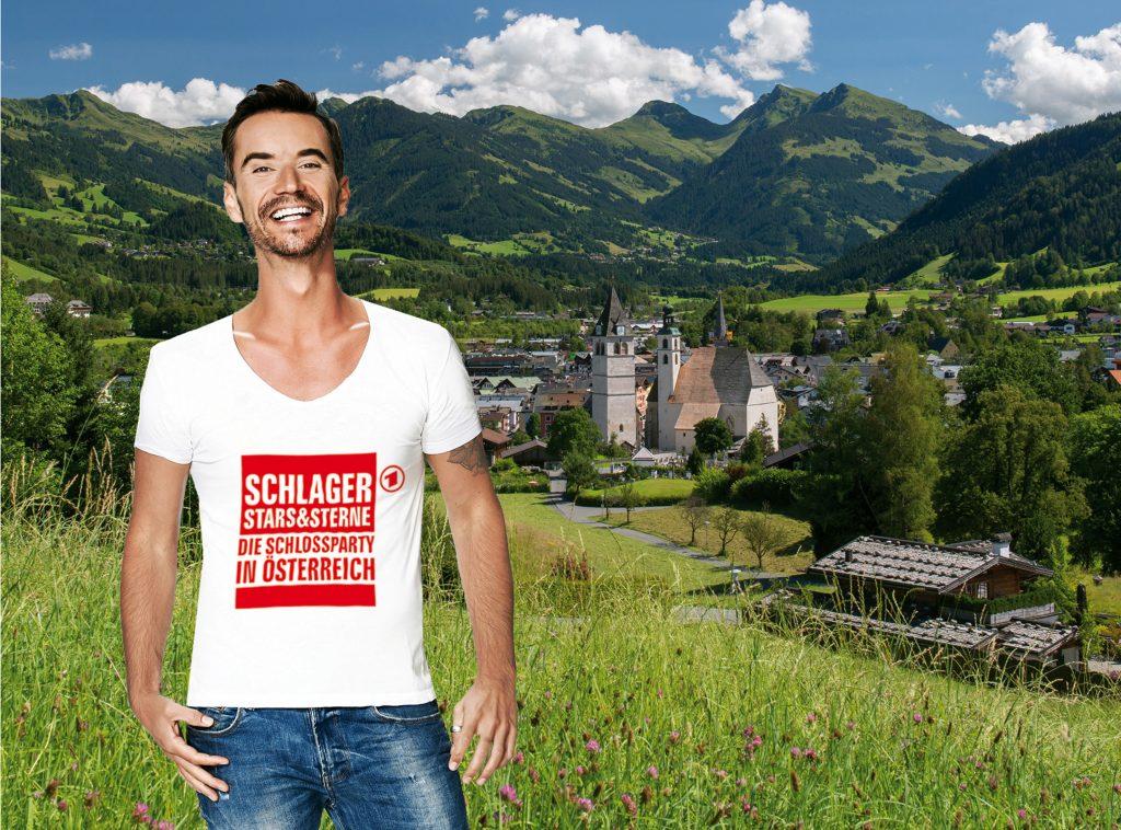 ARD SCHLAGER, STARS & STERNE – DIE SCHLOSSPARTY IN ÖSTERREICH, am Samstag (02.6.18) um 20.15 Uhr im ERSTEN.