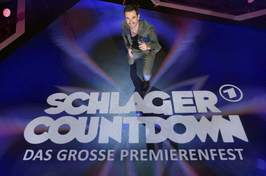 """ARD """"SCHLAGERCOUNTDOW - DAS GROSSE PREMIERENFEST"""", die überraschende Show mit Florian Silbereisen heute Abend um 20:15 Uhr."""