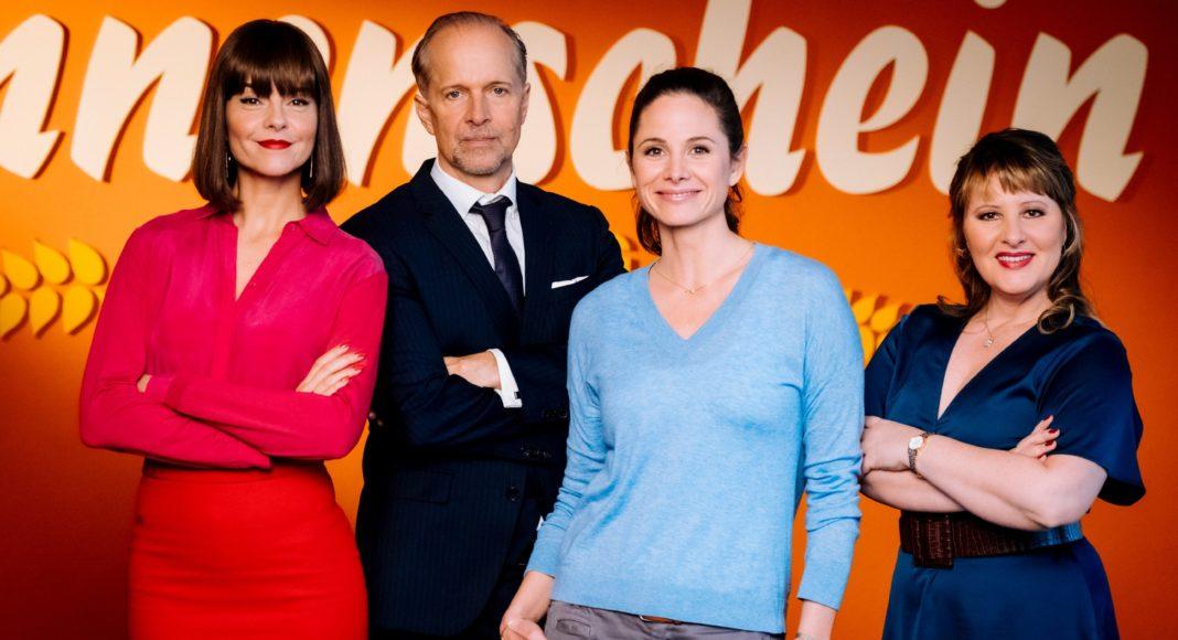 Die Hauptrollen in der 2. Staffel der RTL-Sitcom