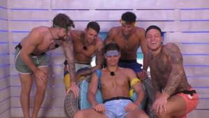 Love Island 2021 Tag 10 - Die Jungs von Love Island