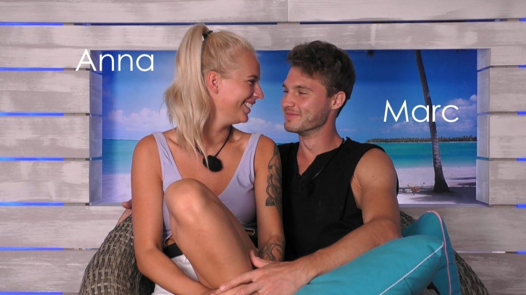 Love Island 2020 Tag 10 - Marc und Anna