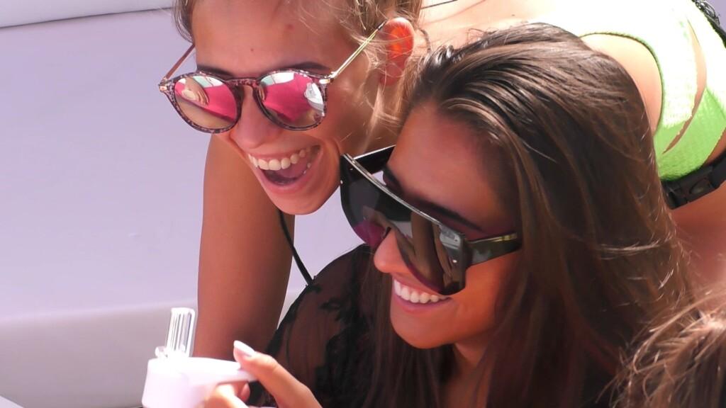 Love Island 2020 Tag 10 - Melina und Aurelia