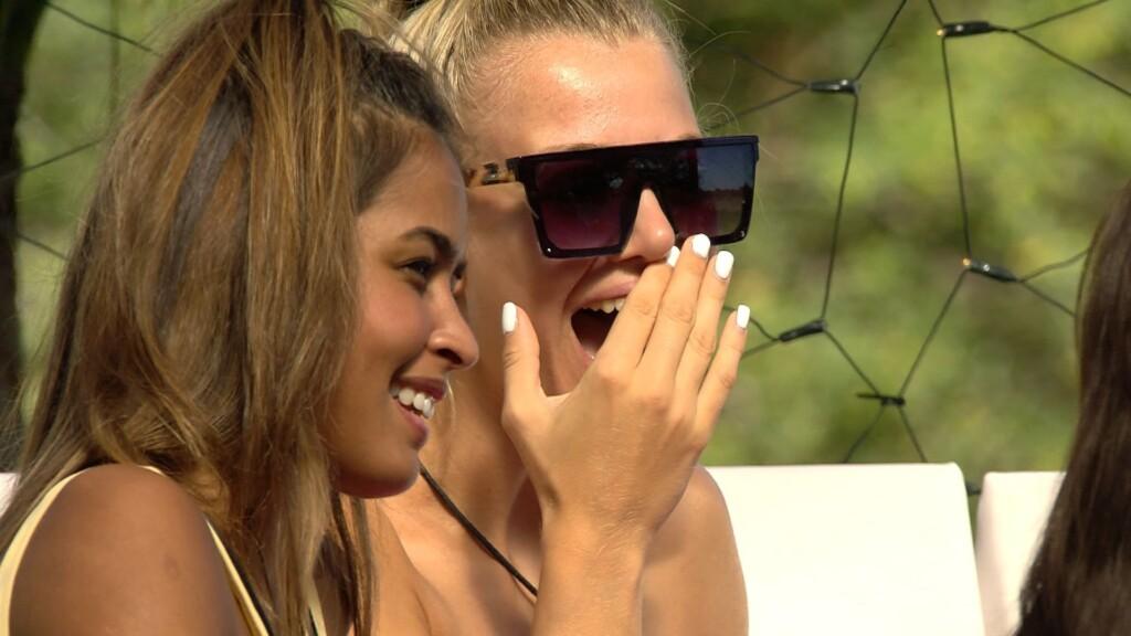 Love Island 2020 Tag 10 - Nathalia und Chiara