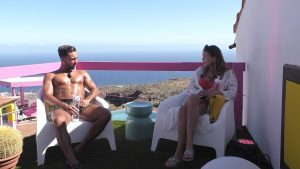 Love Island 2021 Tag 11 - Angelina und Alex lernen sich besser kennen