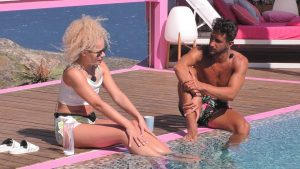 Love Island 2021 Tag 11 - Francesco und Finn Emma lernen sich besser kennen