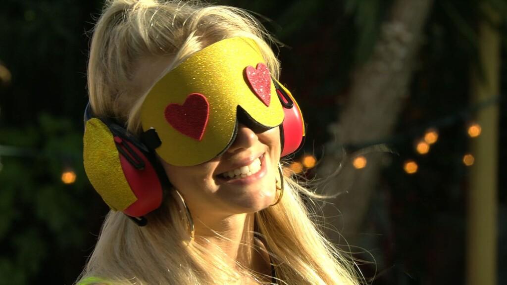 Love Island 2020 Tag 11 - Chiara beim Kuss-Spiel