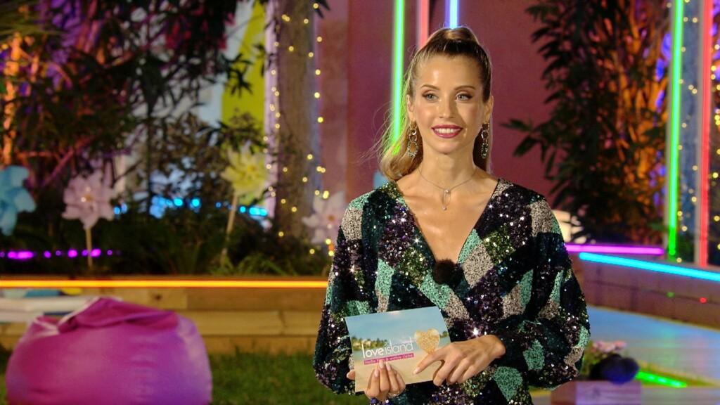 Love Island 2020 Tag 11 - Cathy Hummels bei der vierten Paarungszeremonie