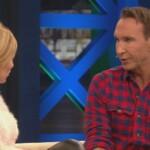 Big Brother Tag 78 – Beate nach ihrem Auszug im Studio bei Jochen Bendel