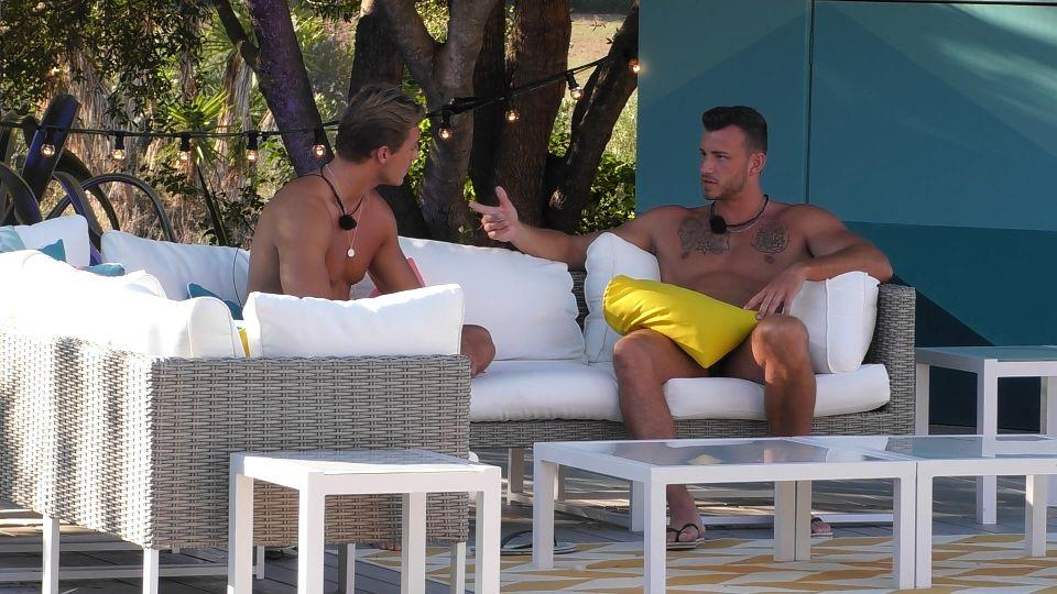 Love Island 2020 Tag 12 - Henrik und Luca sprechen sich aus