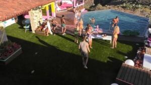 Love Island 2021 Tag 12 - Die Islander feiern eine Poolparty