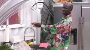 Promi Big Brother 2021 Show 13 - Papis hört Gitta zu