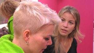 Promi Big Brother 2021 Show 13 - Ina Aogo gibt Melanie Müller Tipps