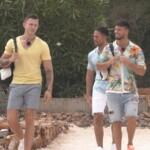 Love Island 2021 Tag 15 – Dominik, Mo und Maurice auf dem Weg zu Lisa