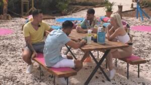 Love Island 2021 Tag 15 - Lisa lernt Maurice, Dominik und Mo kennen