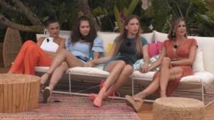 Love Island 2021 Tag 15 - Jess, Kendra, Isabell und Andrina