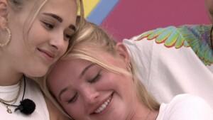 Love Island 2021 Tag 16 - Greta redet mit Emilia über die Situation mit Alex