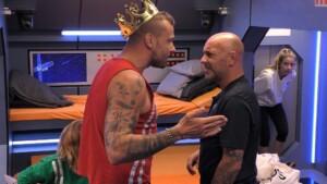 Promi Big Brother 2021 Show 18 - Zwischen Eric und Paco knallt es
