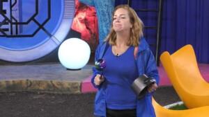 Promi Big Brother 2021 Show 18 - Daniela wiederholt ihre Ankündigung auch auf dem Big Planet