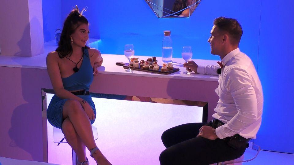 Love Island 2020 Tag 19 - Tobias und Laura verbringen die Nacht in Private-Suite