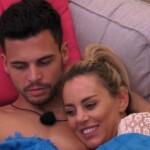 Love Island 2021 Tag 2 – Dennis und Nicole kuscheln