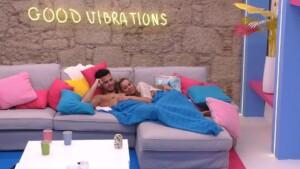 Love Island 2021 Tag 2 - Dennis und Nicole