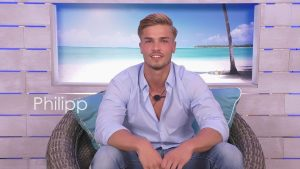Love Island 2021 Tag 2 - Philipp steht auf Andrina
