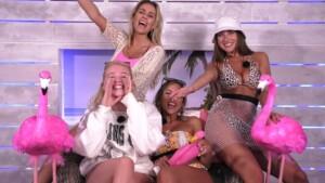 Love Island 2021 Tag 4 - Die Mädels freuen sich über die neuen Granaten