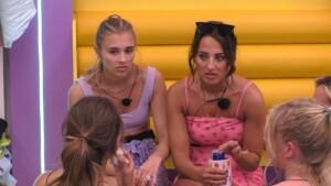 Love Island 2021 Tag 3 - Greta und Livia sind sauer auf die Reaktion der Jungs