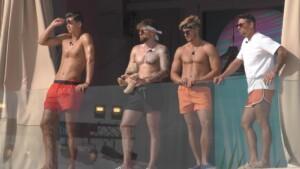 Love Island 2021 Tag 3 - Die Jungs sind nicht happy über die neuen Granaten