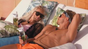 Love Island 2021 Tag 3 - Philipp greift bei Lena an