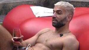 Promi Big Brother 2021 Show 3 - Rafi Rachek