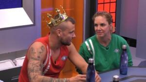 Promi Big Brother 2021 Show 3 - Daniela und Eric