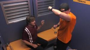 Promi Big Brother 2021 Show 3 - Danny Liedtke und Jörg Draeger