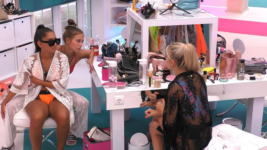Love Island 2020 Tag 3 - Aurelia, Melina und Chiara