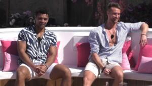 Love Island 2021 Tag 4 - Die ersten Minuten von Amadu und Florian