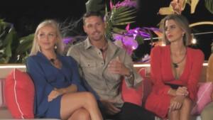 Love Island 2021 Tag 4 - Lisa, Jannik und Andrina