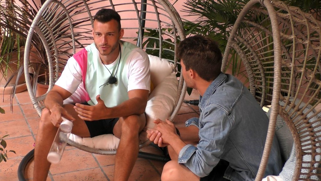 Love Island 2020 Tag 4 - Luca und Marc