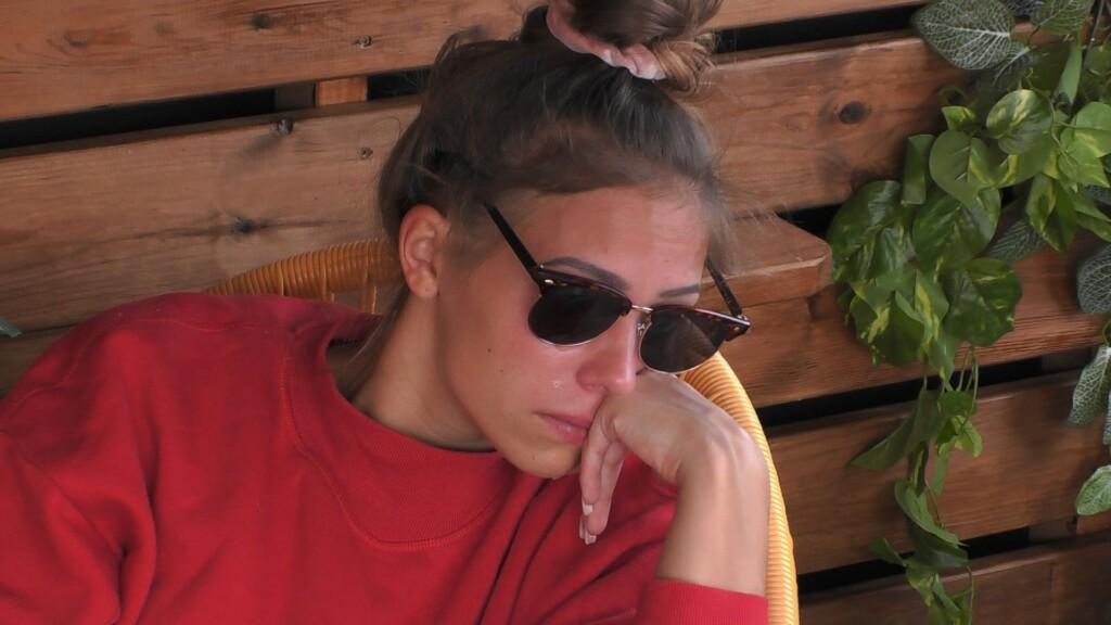 Love Island 2020 Tag 4 - Melina weint