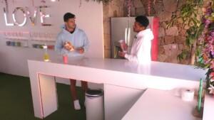 Love Island 2021 Tag 5 - Amadu und Adriano