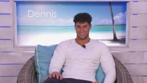Love Island 2021 Tag 5 - Dennis schwärmt von Lena