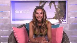 Love Island 2021 Tag 7 - Bianca gefiel der Kuss mit Adriano