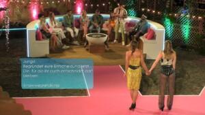 Love Island 2021 Tag 7 - Wer muss gehen? Greta oder Livia?