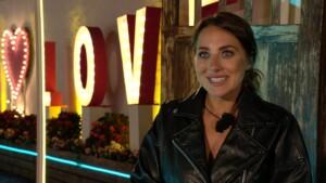 Love Island 2021 Tag 7 - Livia nach ihrem Auszug aus der Villa