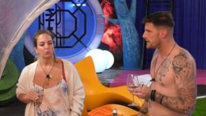 Promi Big Brother 2021 Show 7 - Daniela vs. Pascal
